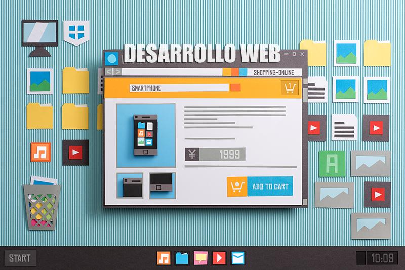 Diseño de páginas web en Barcelona con las mejores tarifas y profesional 81789509574