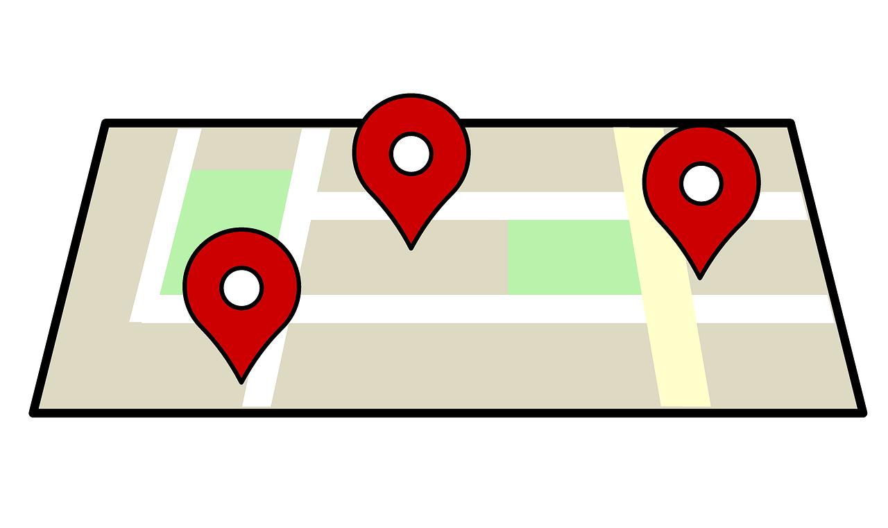 cómo salir primero en google maps en Granada